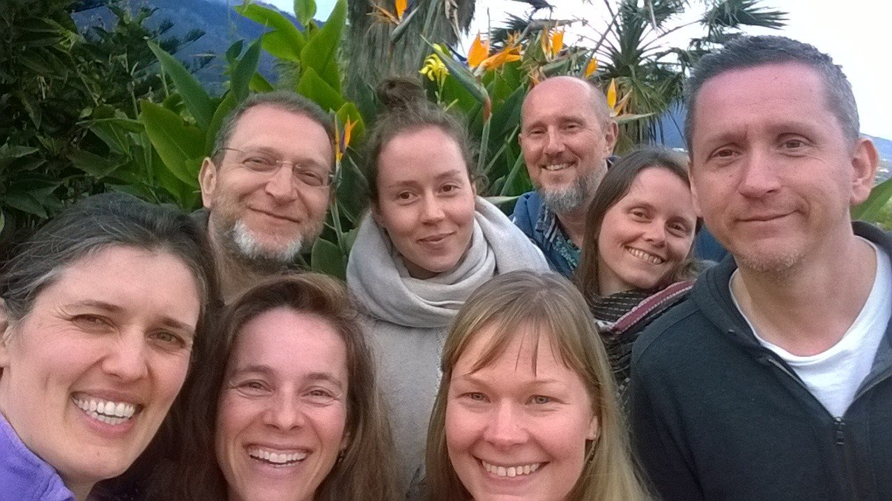 Openhand Facilitator Group La Palma 2018