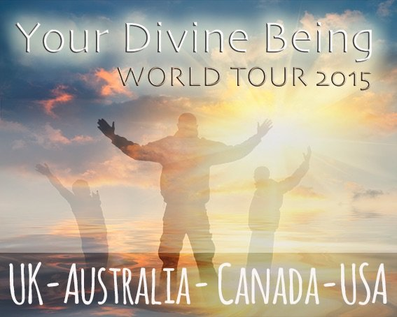 Your Divine Being World Tour with Openhand
