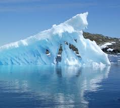 Glacial imagery