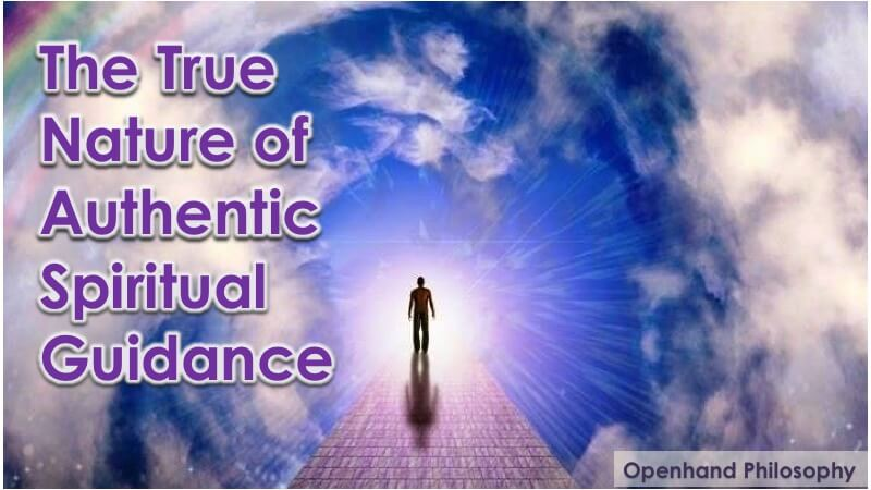 What is angelic guidance?