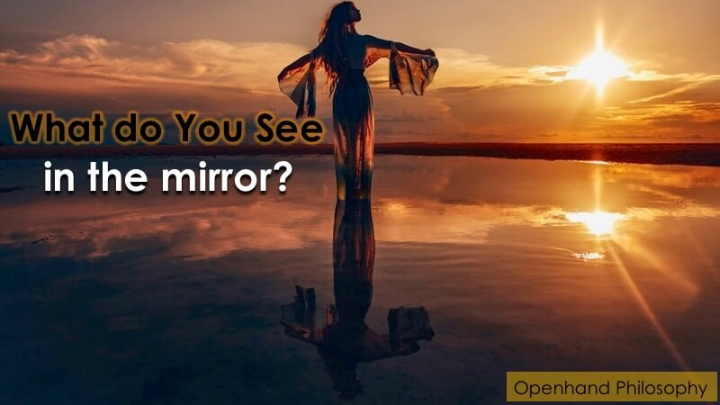 The Spiritual Mirror with Openhand