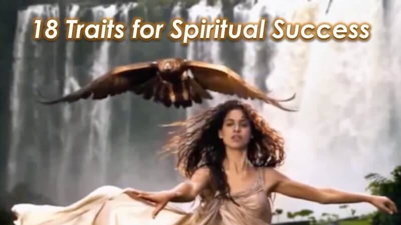 18 Traits for Spiritual Success with Openhand