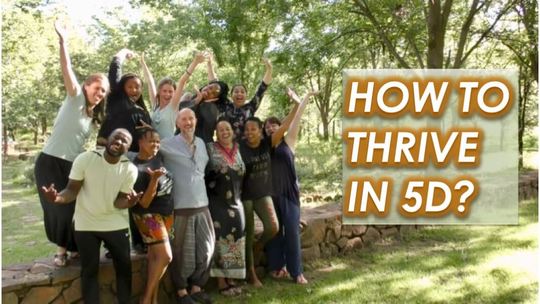 Thrive in 5D Consciousness with Openhand