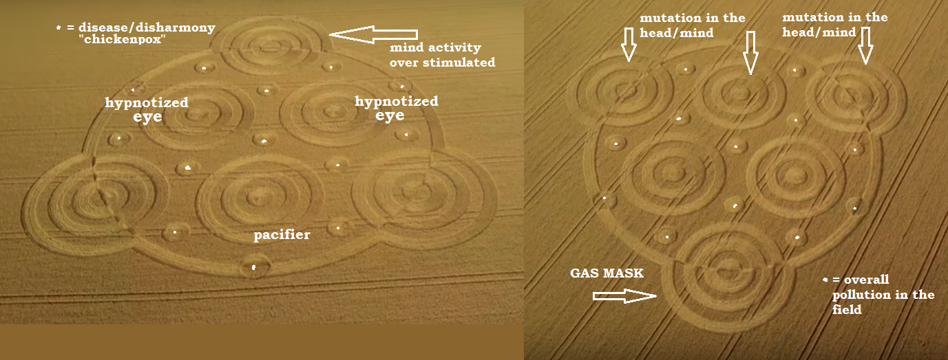 crop circle description